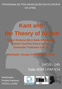 Vortrag Kantinsa Kant's theory of action